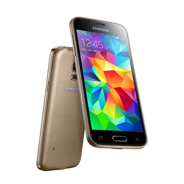 Samsung Galaxy S5 Mini Gold 16gb Lte Android Smartphone 45 Ohne