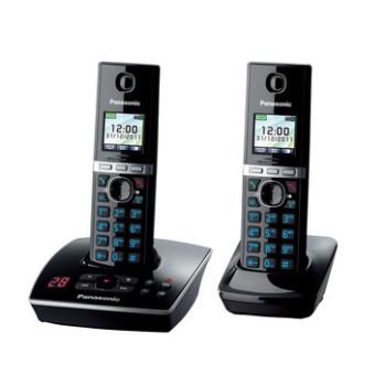 Panasonic-KX-TG8062GB-schwarz-Duo-mit-Ab