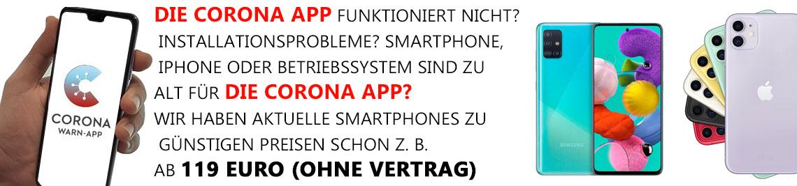 Die Corona App funktioniert nicht? Installationsprobleme?