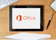 Office für alle iPad mit Trackpad-Support