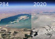 """Google Earth mit faszinierender neuer Funktion """"Timelapse"""""""